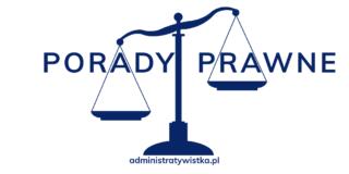 Banner porady prawne administratywistka